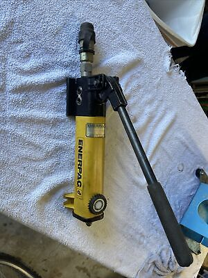 Enerpac P142 Hydraulic Hand Pump 2-speed 700 Bar10000 Psi