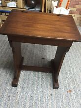 School desk Tasmanian Oak excellent cond Burleigh Waters Gold Coast South Preview