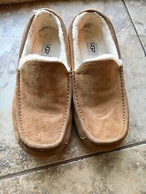 Mens UGG Ascot Slippers Loafer 10 for sale  Rochester