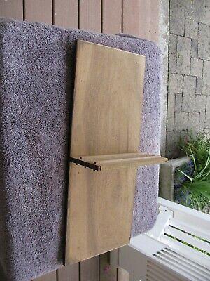 Vintage Gerstner Usa Tool Box Middle Oak Section