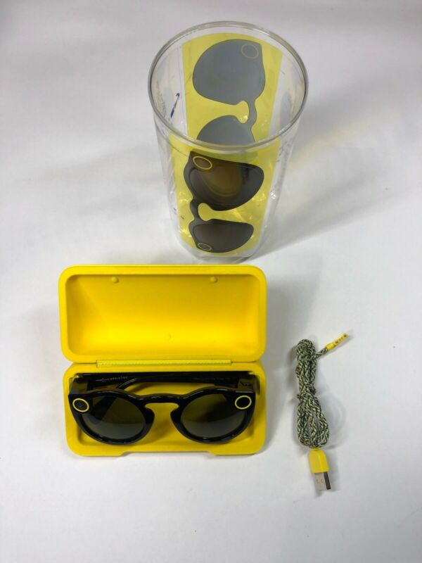 Snap Inc. Snapchat Spectacles - Black