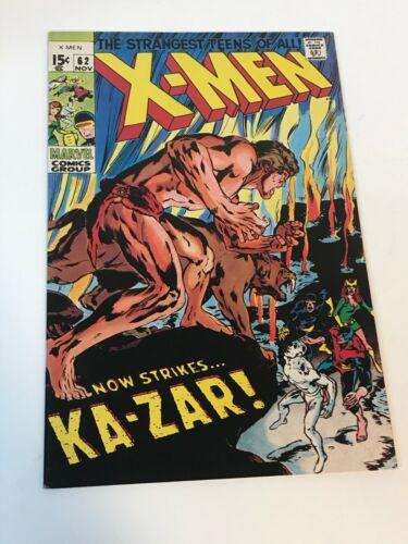 X-men #62 JC Penney reprint 1994 Marvel Comics FN/VF