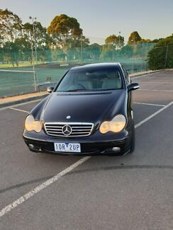 2003 Mercedes-Benz C200 Sedan Keysborough Greater Dandenong Preview