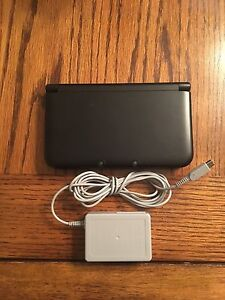Nintendo 3DS XL plus games