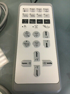 Mitsubishi Standard Sinker Edm Hand Pendant - Dc18000 Ddu9200
