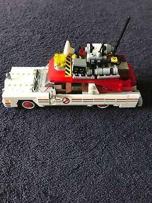 Lego Ghostbusters 2, set 75828, Ecto 1 vehicle only