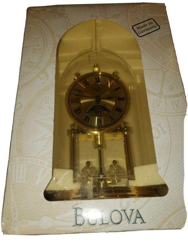 Bulova Moonphase Clock