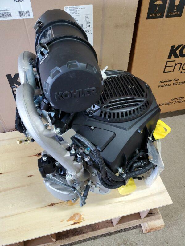 "33HP Kohler Command EFI Vertical Shaft Engine 1-1/8"" X 4-3/8"" ECV880-3002"
