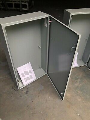 Hoffman Electrical Enclosure Csd36248spl - 20 W X 36 H X 7 D