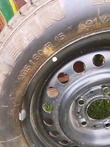 Spare tyre of bmw Hillside Melton Area Preview