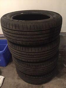 235 60 18 nexen all season tires new condition