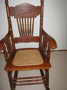 ROCKING CHAIR  ( GRANDPOPS) Kenmore Brisbane North West Preview