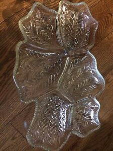 Glass Serving Dish