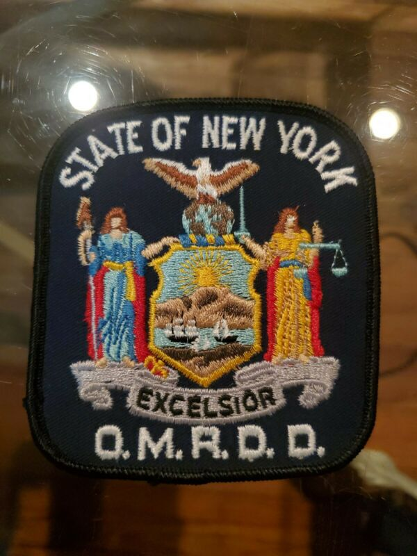 NYS Office Of Mental Retardation And Developmental Disabilities Patch