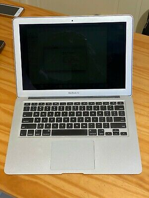 "Macbook Air 13"" 1.7Ghz Core i5, 4GB, 128GB SSD, NEW Battery, Good Condition"
