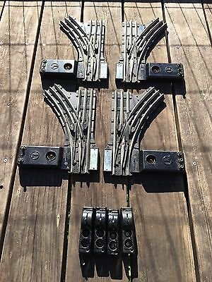 Lot of Lionel O Gauge O22 Switches