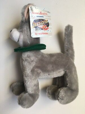 The Jetsons ASTRO SPACE DOG Plush Toy Figure 1990 Applause - Jetsons Dog