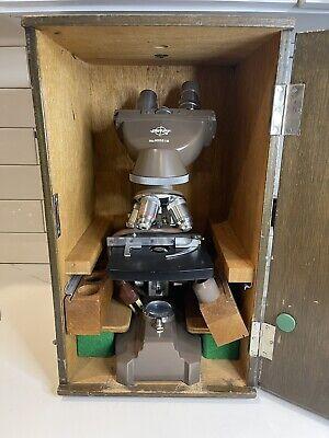 Vintage Swift Microscope No.655516