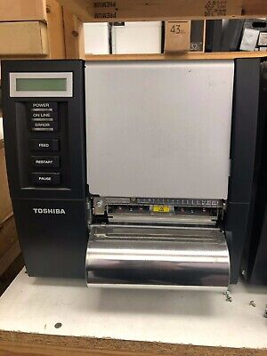 Toshiba Bsx5t Direct Thermal Transfer Label Printer B-sx5t-ts22-qm-r
