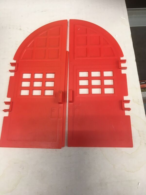Ghostbusters Vintage Doors From The Firehouse