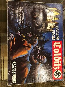 Escape from Colditz board game.