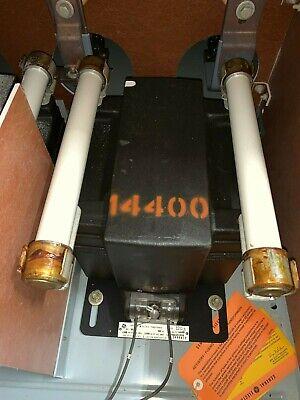 Ge Type Jvm-5 Voltage Transformer Ratio 1201 95kv 60hz Pri Volts 14400