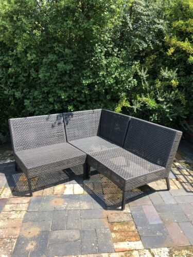 Garden Furniture - rattan garden furniture set