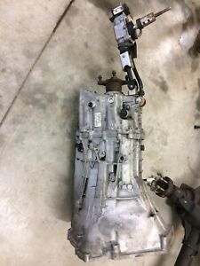 2012 Mustang GT 6 speed transmission mt82