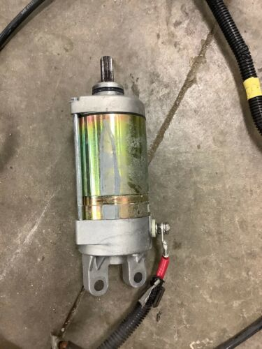15 16 17 ARCTIC CAT PANTERA LTD 7000 ENGINE STARTER MOTOR 3020-364  191200