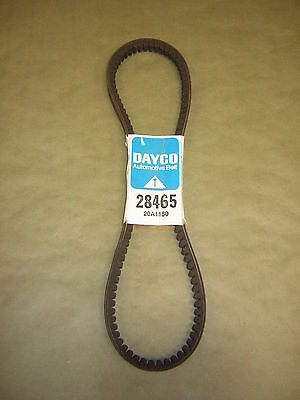 Dayco 28465 Belt Freightliner Buick 40 50 series InternationalWillys Knight