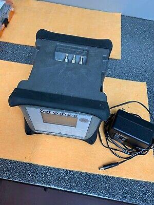 Servomex O2 Analyzer - Model 5100 Marine Oxygen Analyzer Calibrated 0-100 O2