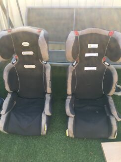 Child booster car seats (2 available)