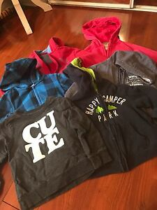 Boys size 3 hoodies and sweater