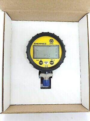 Enerpac Dgr2 Digital Hydraulic Pressure Gauge 0-20000 Psi 14 Nptf Dgr-2