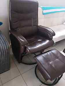 Reclining Feeding Chair and Ottoman Croydon Park Canterbury Area Preview