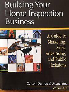 Home Inspection Business Guide by Carson & Dunlop