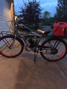 80cc motorized bike