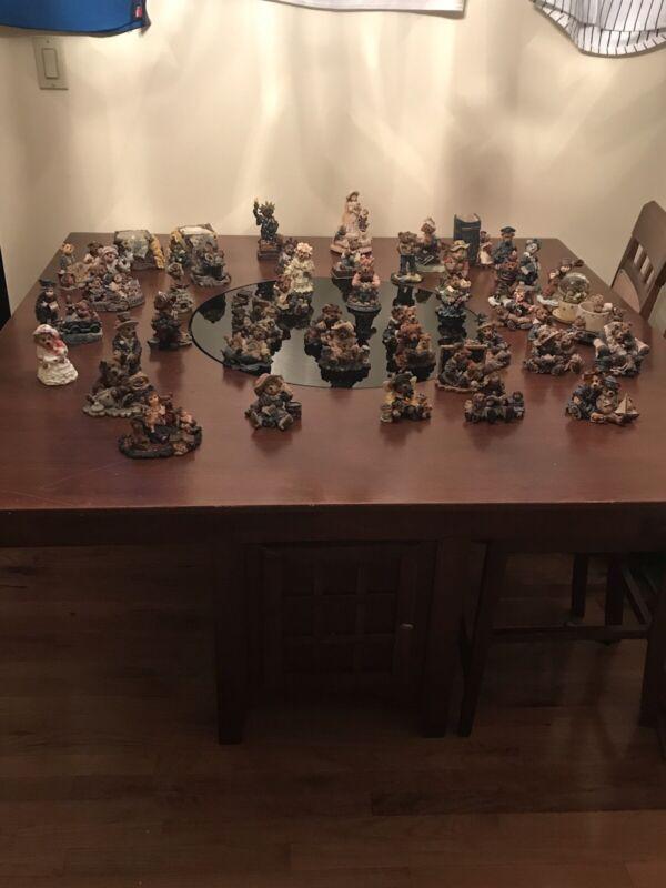 Lot Of 26 Boyds Bears Figurines