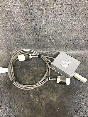 Starline Busway Tap Box 30 Amp 600v 2 Plugs Model Ob100e12-30-4
