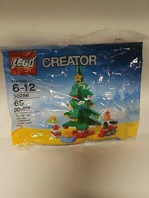 Lego 30286 2015 Christmas Tree Presents Train Locomotive Sealed