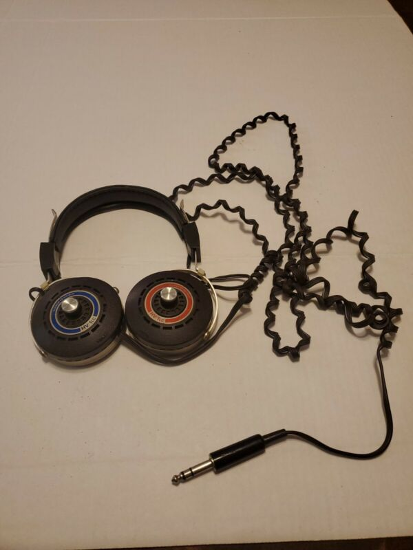 KOSS HV/1A Headphones tested.  condition! Need ear pads
