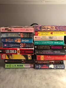 Assorted paperback