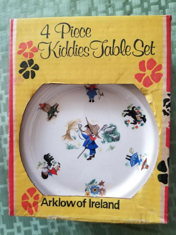 ARKLOW Pottery Ireland 1950