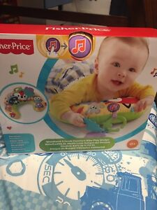 baby play wedge
