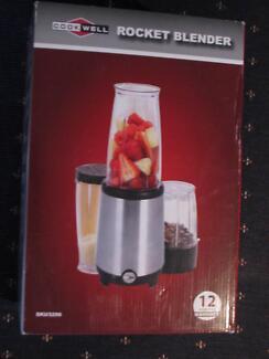 Rocket Blender - 'Cookwell' Brand -  RRP: $79.99