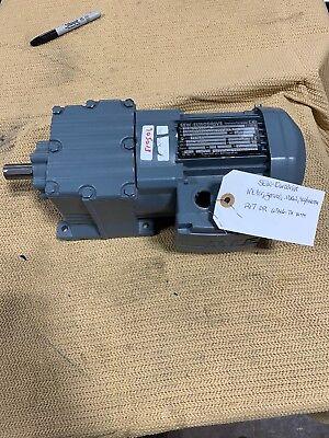 Sew-eurodrive Gearmotor R17 Dr63m6-th New
