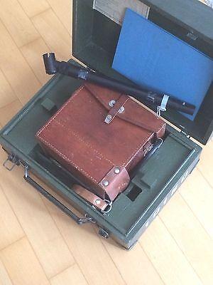 Geigerzähler, Radiometer, top Zustand, im Koffer, Gamma- und Beta, Alpha: solide