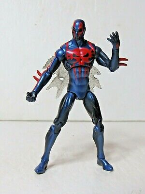 "Marvel Universe series 12 # 005 Spider-man 2099 3.75"" figure"