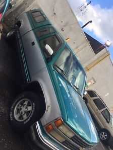 1993 pick up chevy