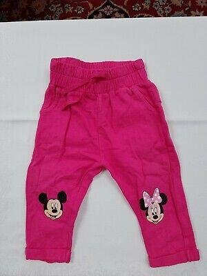 babykleidung mädchen sweathose gr. 80 Disney
